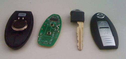 kluczyk samochodowy