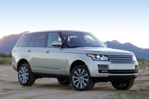 hybrydowy Ranger Rover
