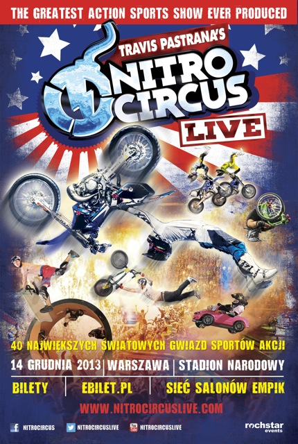 Nitro Circus (plakat)