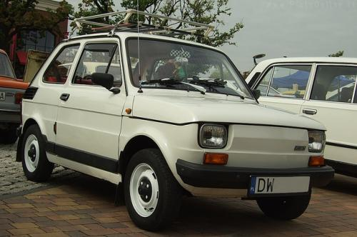 Fiat 126p (maluch)