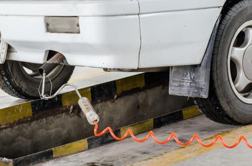 kontrola emisji spalin