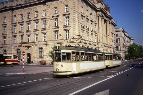 Kraków, tramwaj