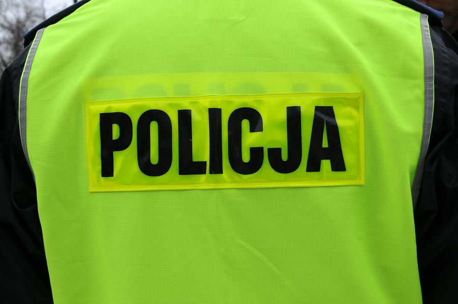 Uwaga na wytyczne dla policjantów