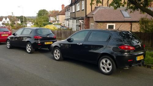 samochody Anglia